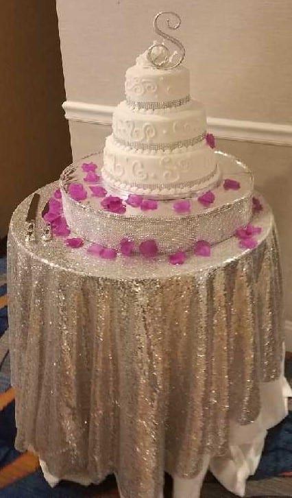 tori cake table